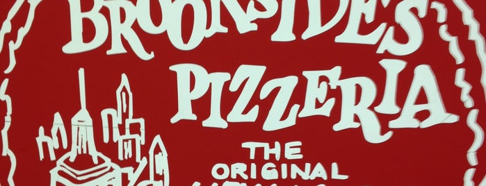 Brookside's Pizzeria, The Original NY Pizza Co. is one of Food in MD.