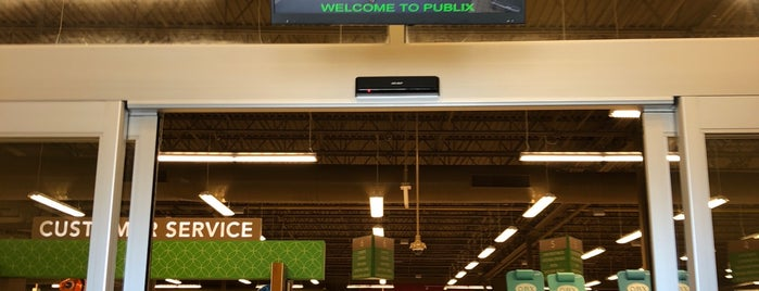 Publix Super Market is one of Dawnさんのお気に入りスポット.