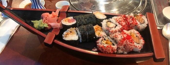 Sushi Kim is one of Pittsburgh Bucket List.