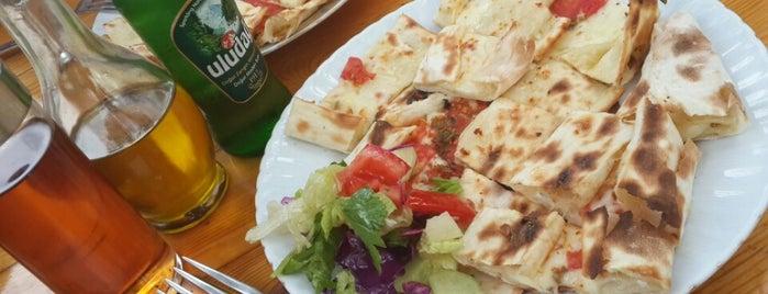 Çiftlik Garden Cafe & Restaurant is one of Bodrum.