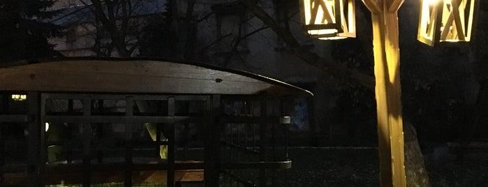 Перша львівська грильова ресторація м'яса та справедливості is one of Максимさんのお気に入りスポット.