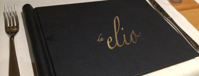 Pizzeria Da Elio is one of Davos.