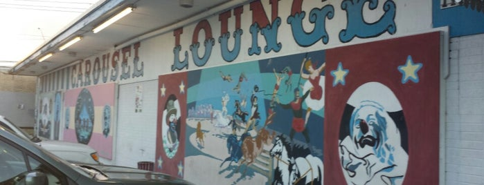 Carousel Lounge is one of Austin.