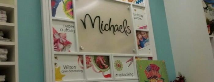 Michaels is one of Asya İmge'nin Beğendiği Mekanlar.