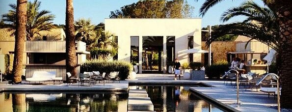Hôtel Sezz Saint Tropez is one of Design Hotels™.