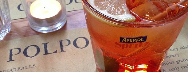 Polpo is one of T's Foodie Lists: London.