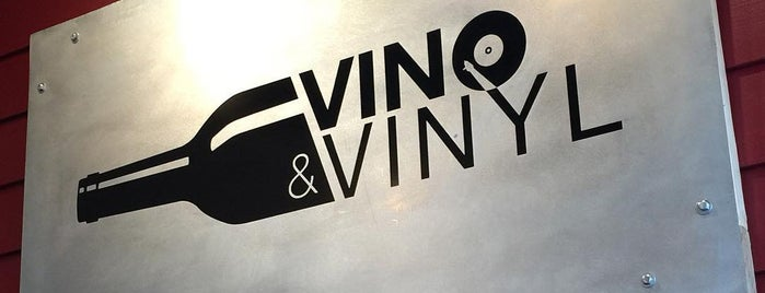 Vino & Vinyl is one of Lieux qui ont plu à Ryan.