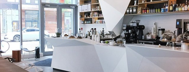 ODIN Cafe + Bar is one of Toronto.