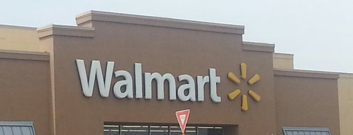 Walmart Supercenter is one of Brian 님이 좋아한 장소.
