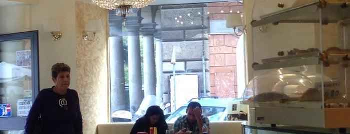 Caffetteria Halal Vittorio Faith is one of Lugares favoritos de Figen.