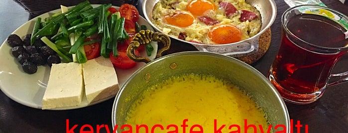 Kervan Cafe is one of Bursa.