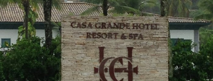Casa Grande Hotel Resort & Spa is one of Lieux qui ont plu à Daniel.
