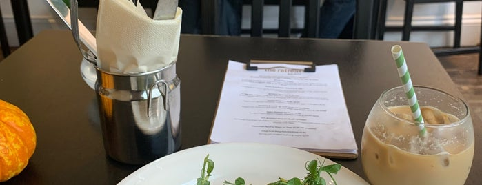 The Retreat Kitchen is one of LDN Brunch!.