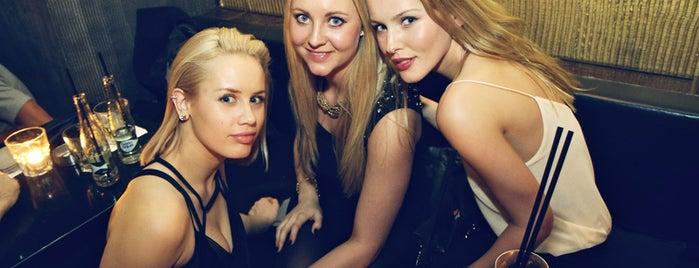 Groove Bar is one of Nejlepší studentské party venues.