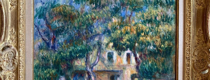 Musée Renoir is one of Ницца.