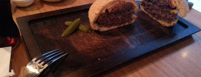 Burger Lab is one of Istanbul - lunch & dinner.