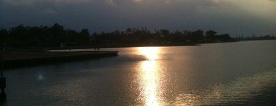 Prien Lake Park is one of MURICA Road Trip.