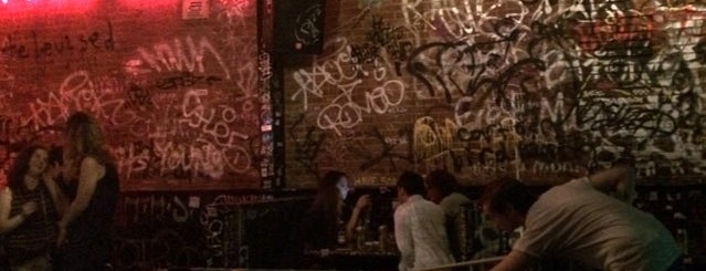 Wreck Room Bar is one of NYC Bars.