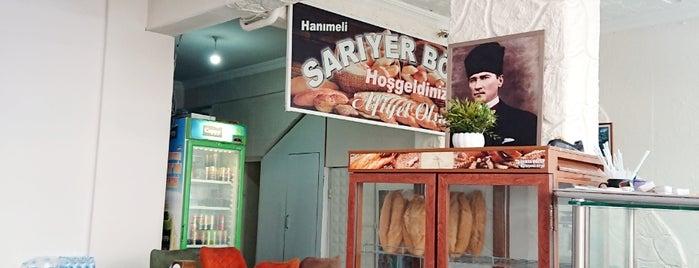 Meşhur Sarıyer Börekcisi is one of Halil G.さんのお気に入りスポット.