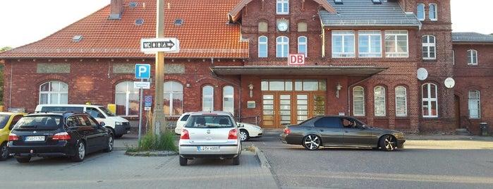 Bahnhof Sassnitz is one of Oostzeekust 🇩🇪.