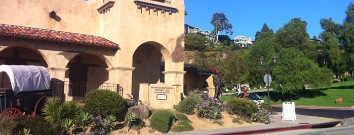 Mormon Battalion Historic Site is one of Trips / San Diego.