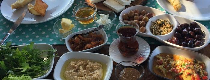 Kaymak Tepesi kahvaltı et mangal is one of Orte, die Sevda gefallen.