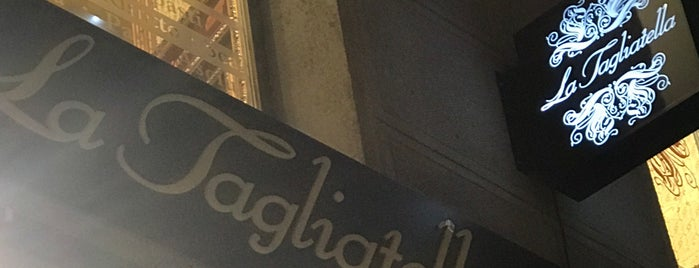 La Tagliatella is one of MADRID.