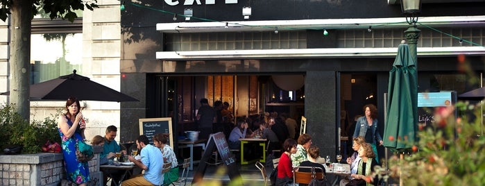 Kaaicafé is one of Br(ik Caféplan - part 1.