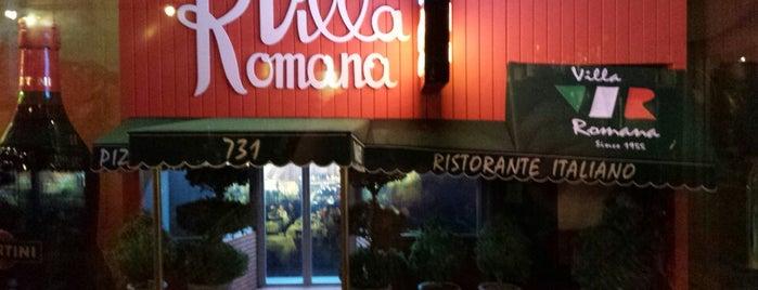 Villa Romana Ristorante is one of Good Eats: SF Edition.