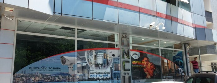 Öncü Güvenlik Sistemleri is one of Kavacık Şirketler.