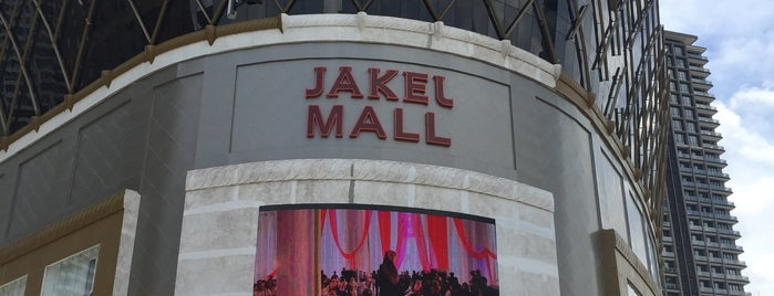 Jakel Mall is one of Orte, die S gefallen.