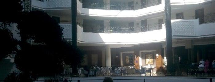 Safran Thermal Resort is one of Murat'ın Beğendiği Mekanlar.