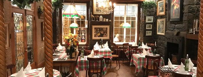 Cafe de Paris is one of สถานที่ที่ Adan ถูกใจ.