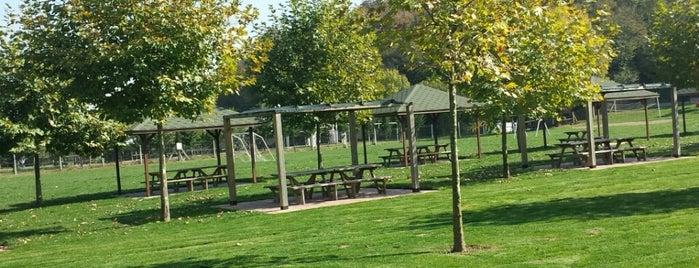 Degirmen Park is one of Marmara.