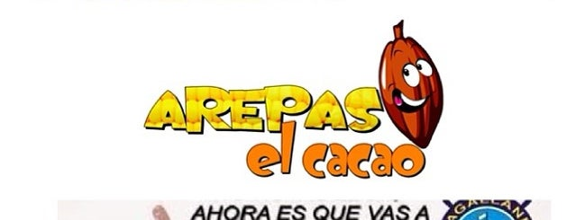 Arepas el Cacao is one of Orlando Part 2.
