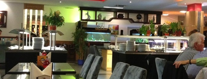 Ginza Sushi Japan & China Restaurant is one of Sushi.