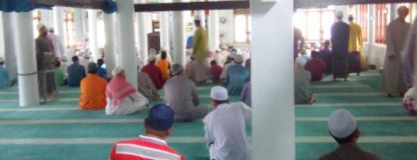 Masjid Kampung Pulau Rusa is one of masjid.