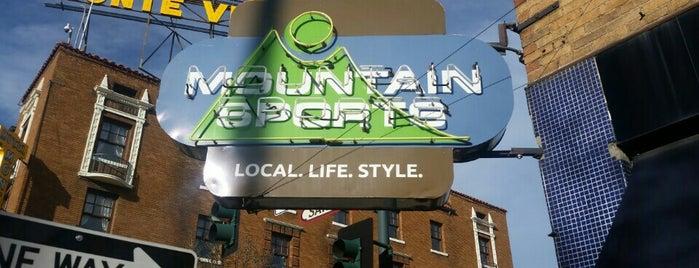 Mountain Sports is one of Lugares guardados de Danielle.