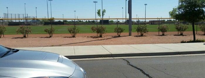 Padres Practice Fields is one of Jason : понравившиеся места.