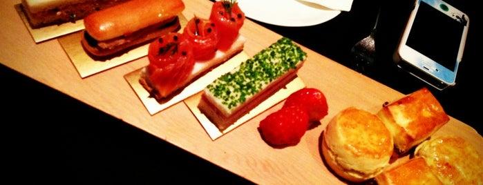 L'Atelier de Joël Robuchon is one of Eats: Hong Kong (香港美食).