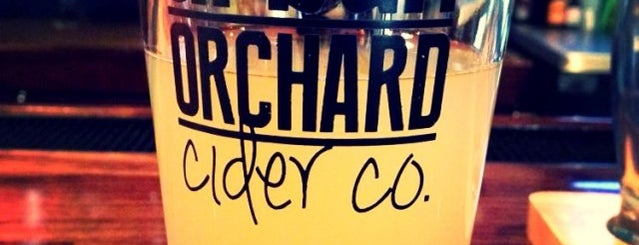 Urban Orchard Cider Co. is one of NC.