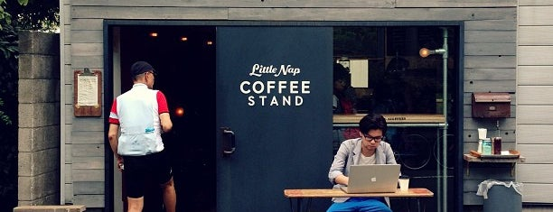 Little Nap COFFEE STAND is one of Unites.