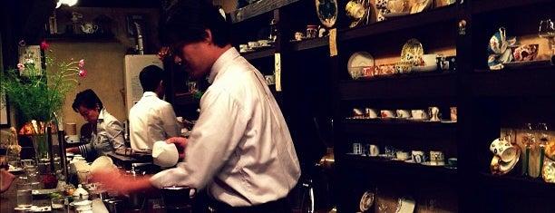 茶亭 羽當 is one of Worldwide coffee TODO.