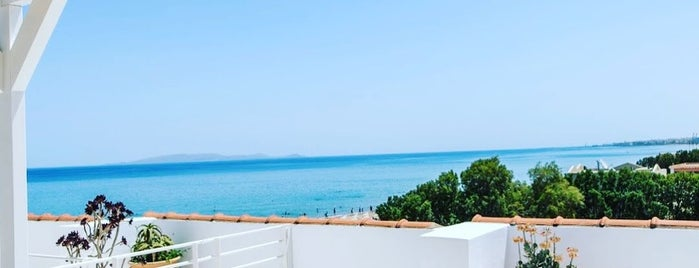 Aptera Beach Hotel is one of Crete.