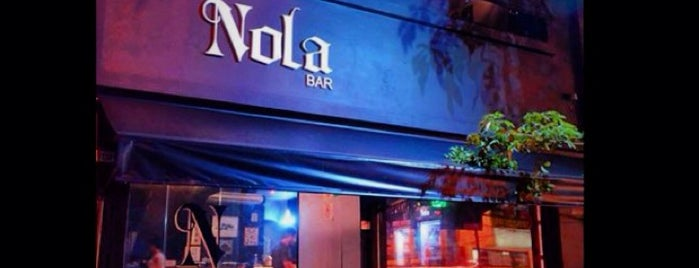 Nola Bar is one of Sao Paulo.