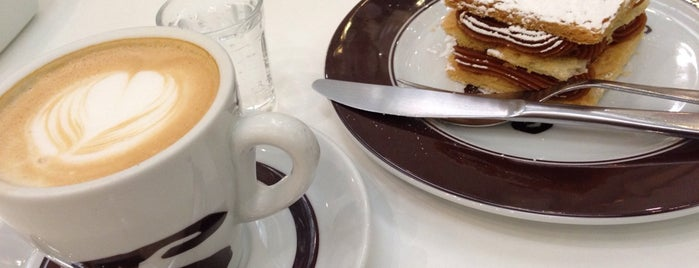 Press Café is one of Coffee & Tea.