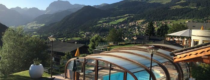 Hotel Fleur de Neige is one of WiFi Gratuis.