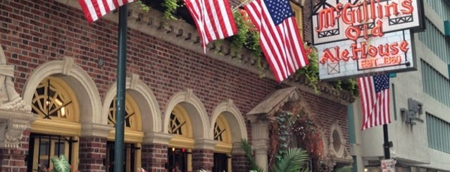 McGillin's Olde Ale House is one of Philly.
