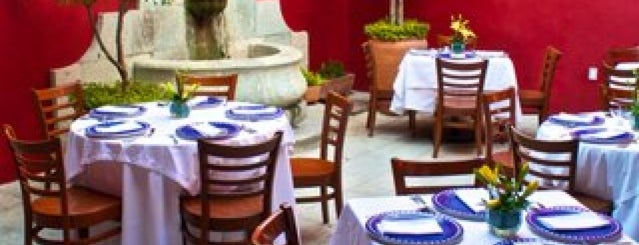Catedral Restaurante & Bar is one of Best of Oaxaca.