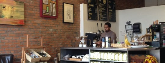 Upper Cup Coffee Co is one of Columbus.
